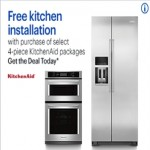 BestBuy.com deals on Free Kitchen Installation w/Purchase of Select 4-pc. KitchenAid Packages