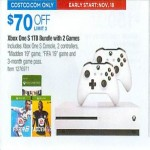 Xbox One S 1TB Bundle w/ 2 Games + 3 Month Game Pass Deals