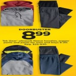 Tek Gear Mens Hoodiesm & Jogger Pants Deals