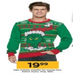 Holiday Mens Ugly Sweaters Deals