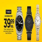 Kohls deals on Timex Mens and Womens Watches