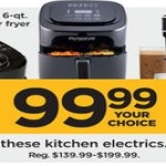 Kohls deals on NuWave 6-qt. Digital Air Fryer + $15 Kohls Cash