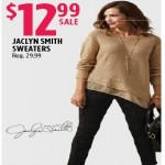 Sears deals on Jaclyn Smith Sweaters