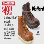 Sears deals on DieHard Industrial Work Boots