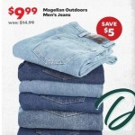 academy deals on Magellan Outdoors Mens jeans
