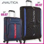 Deals on Nautica Luggage from $69.97