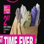 beallsflorida deals on Bath Towels