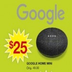 belk deals on Google Home Mini