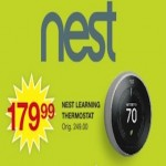 belk deals on Nest Learning Thermostat