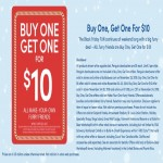 buildabear deals on Buy One Get One for $10.00 All Make-Your-Own Furry Friends