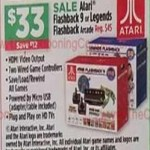 dollargeneral deals on Atari Flashback 9 Arcade