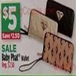dollargeneral deals on Baby Phat Wallet