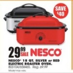 Nesco 18-qt. Electric Roaster Oven Deals
