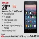 fredmeyer deals on Amazon Fire 7