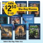 Deals on Blu-Ray Movies on Sale from $2.50
