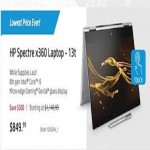 hp home deals on HP Spectre x360 13t Laptop w/Intel Core i5