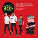 jcpenney deals on Up To 30% Off Nike Shoes and Mike Apparel