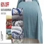jcpenney deals on 60% off Quilts & Bedspreads