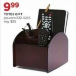 jcpenney deals on Totes Gift RC Caddy