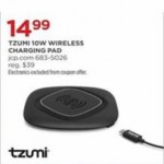 jcpenney deals on Tzumi 10W Wireless Charging Pad
