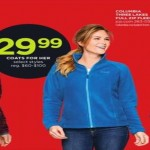 jcpenney deals on Columbia Three Lakes Full Zip Fleece