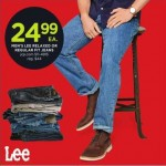 jcpenney deals on Lee Relaxed Mens Fit Jeans