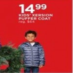 jcpenney deals on Xersion Kids Puffer Coat