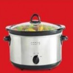 jcpenney deals on Cooks 6-qt. Stainless Steel Slow Cooker