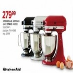 jcpenney deals on KitchenAid Artisan 5-Qt. Stand Mixer