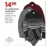 St. Johns Bay Womens Sweaters Deals