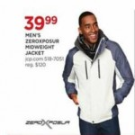 Zeroxpsur Mens Midweight Jacket Deals