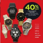 jcpenney deals on Get 40% Off Fine & Fashion Watches