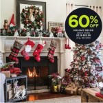 jcpenney deals on 60% Off Select Styles of Holiday Decor