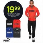 jcpenney deals on Puma Mens Fleece