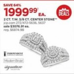 jcpenney deals on 2-cttw. or 3/8-cttw. Center Stone Ring