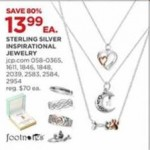 jcpenney deals on Sterling Silver Inspirational Jewelry