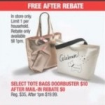 macys deals on Tote Bags for FREE (After Rebate)