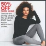 macys deals on Cuddl Duds from $14.00