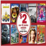 Deals on Orange Sticker Movie Titles