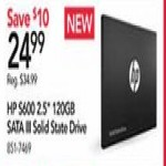 Deals on HP S600 2.5-inch 120GB Sata III Solid State Drive