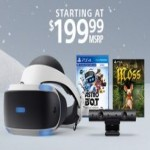 sony deals on PlayStation VR Systems