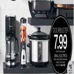 stagestores deals on Small Electrics Skillet or Griddle or Coffeemaker