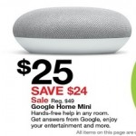 target deals on Google Home Mini