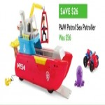 walmart deals on PAW Patrol Sea Patroller
