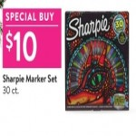 walmart deals on Sharpie Marker Set