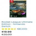 BestBuy.com deals on Rocket League Ultimate Edition Nintendo Switch