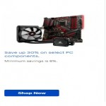 Deals on Save Up to 30% On PC Components