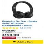 Deals on Beats by Dr. Dre - Beats Solo 3 Wireless Headphones