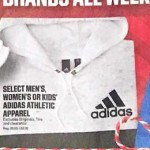 Deals on 25% Off Adidas Athletic Apparel