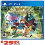 GameStop.com deals on Ni No Kuni Wrath Of The White Witch Remastered PS4